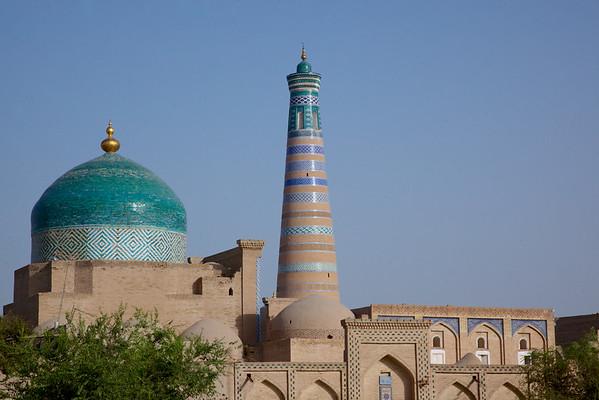 Islam Khoja Minaret (Khiva