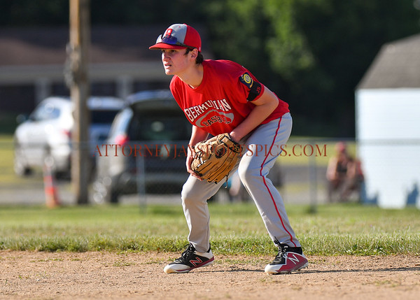 July 14, 2020 Youth Baseball - Southern York vs. Bermudian