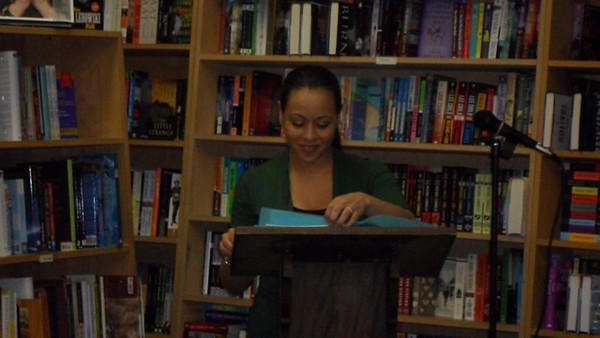 Book Tour 2011