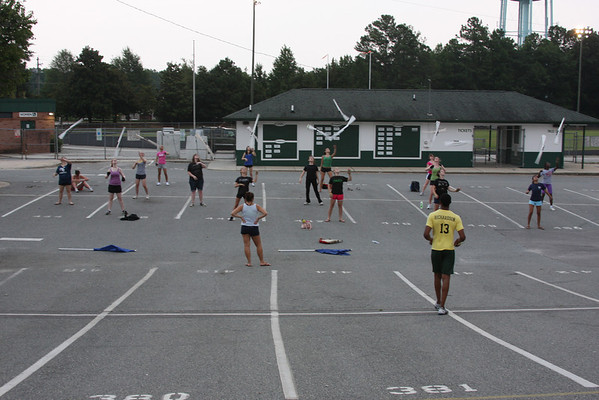 2010-07-15: Summer Practice
