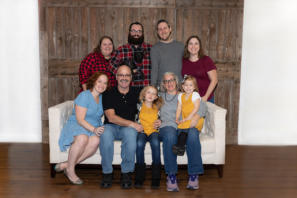 Amy & Family