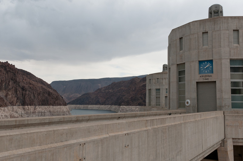 Hoover Dam in Las Vegas, Nevada