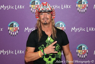 Bret Michaels M&G (Mysic 2019)