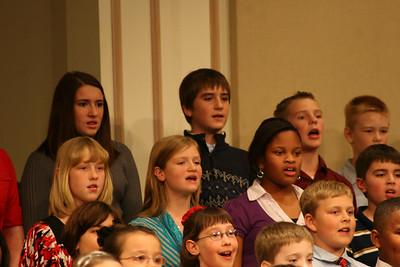 BRCS Christmas Program 2009