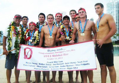 62nd Annual Molokai Hoe 10-13-2003