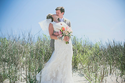 Jen and Mark - Bald Head Island