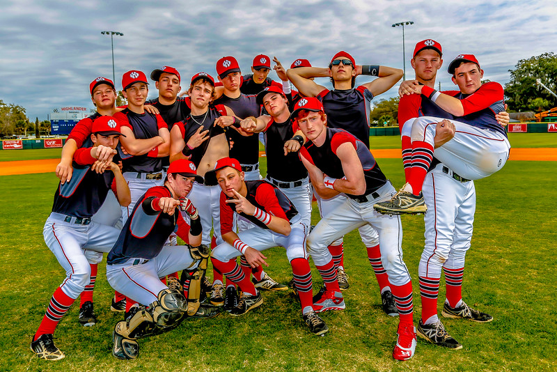 LHPS Baseball Team Pictures 2015