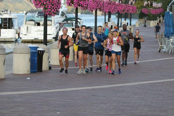 Long Run #20 - Bethesda to Old Town Alexandria