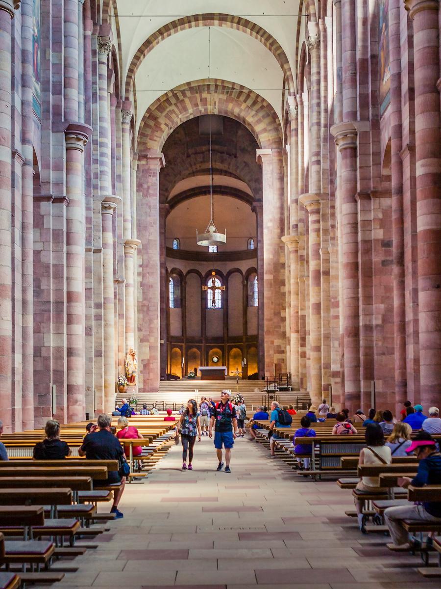 德国施派尔(Speyer),名气不小