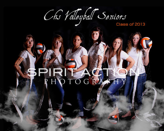 CHS Volleyball  Seniors