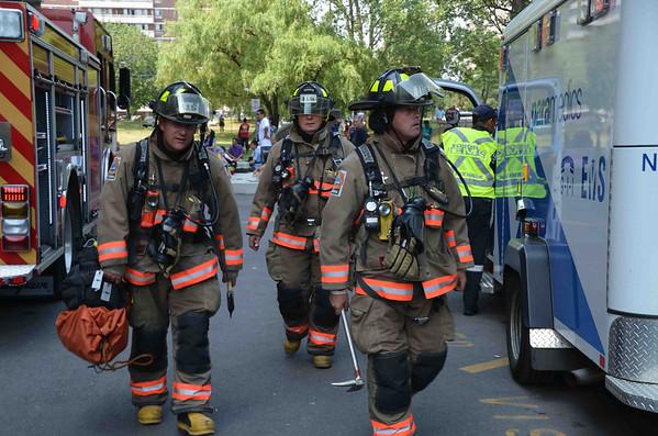 July 22, 2012 - Working Fire - 20 Carabob Crt.