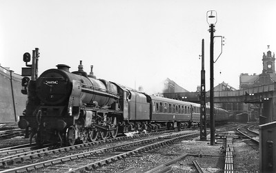 Former G.C. line in the 1960's