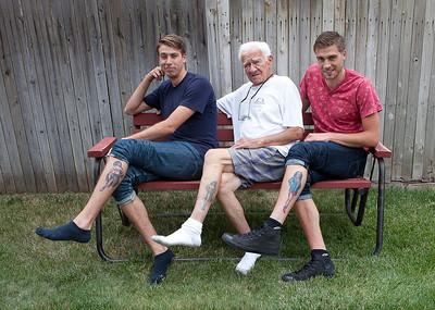 Family tats
