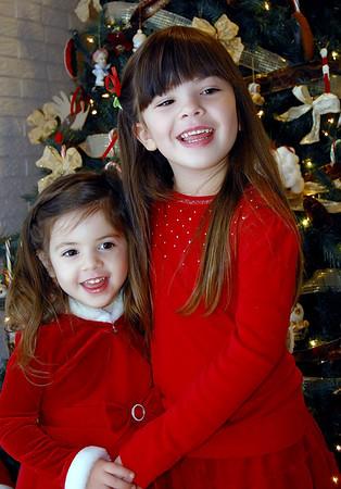 Christmas 2011 photoshoots