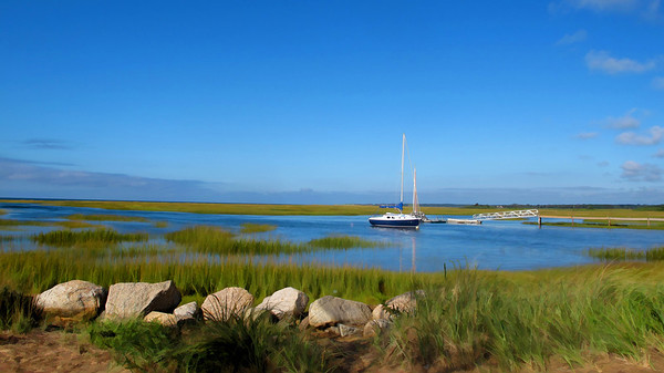 seascapes, cape cod