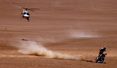 Dakar Rally, Iquequi