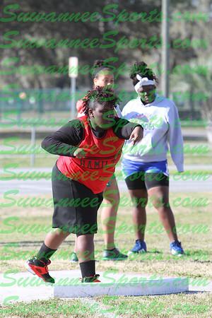 Suwannee High School Track - 2014