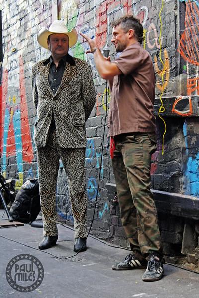 James Young & Mike Makatron