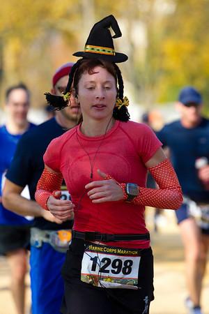 Marine Corps Marathon (10/31/10)