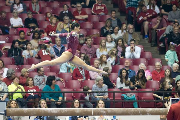 Alabama Gymnastics 2018