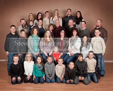 Brett's Extended Family
