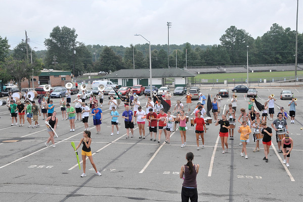 2009-08-13: Band Camp Day 9