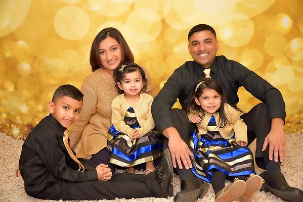 Persaud Family 2017