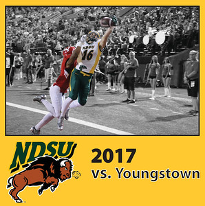 2017 NDSU vs Youngstown