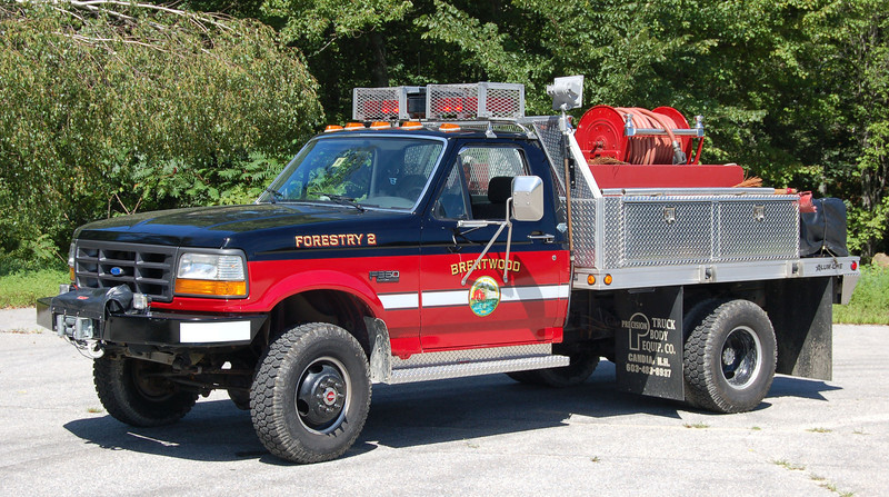 Forestry 2 1992 Ford F-350