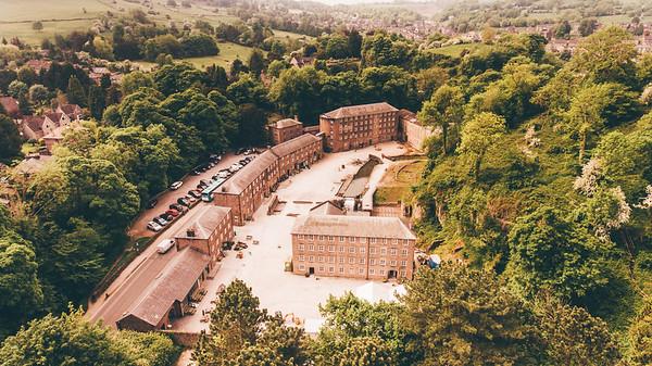 Marketing Derby-Derbyshire 2018 Project