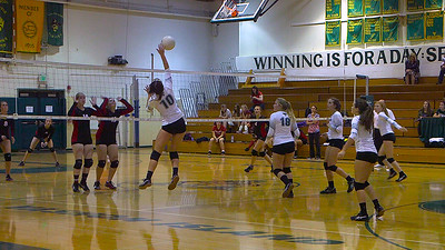 Video: Varsity Volleyball v Port Townsend