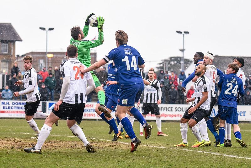 Maidenhead United v Barrow, Vanarama National League
