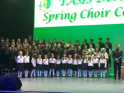 2018 Spring Choir Concert