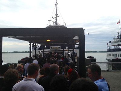 Toronto Harbor Cruise