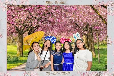 Photo Party 15th Fabi Tolentino