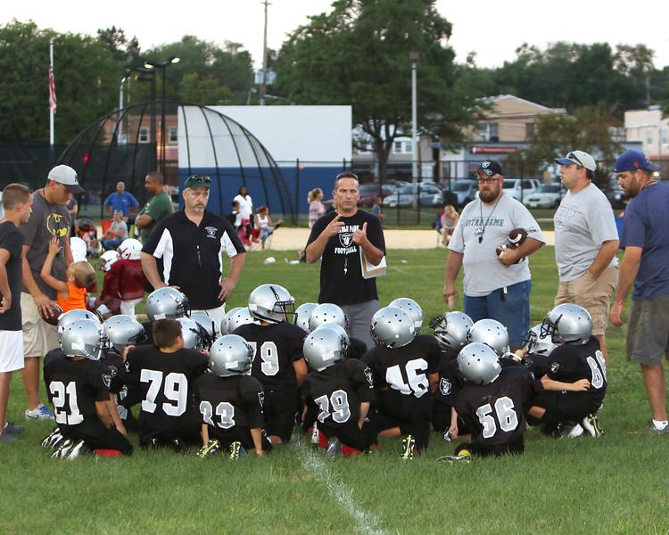 Lincoln Park Raiders Football