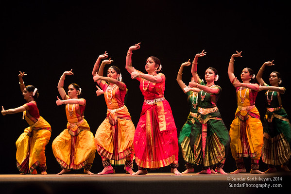 IFAASD - Nrityopahara, A Bharatanatyam and Kuchipudi dance program