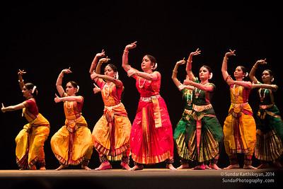IFAASD - Nrityopahara, A Bharatanatyam and Kuchipudi dance program
