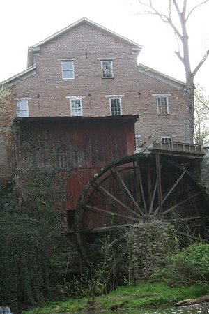 Falls Mill -- 2008