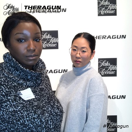 Theragun G3PRO Exclusive Launch NYC Photos