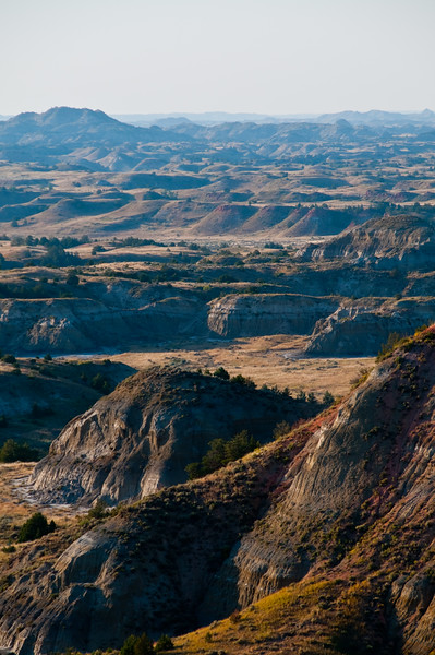 Even more Theodore Roosevelt National Park.