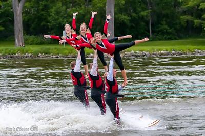 2021 Rock Aqua Jays Waterski Team