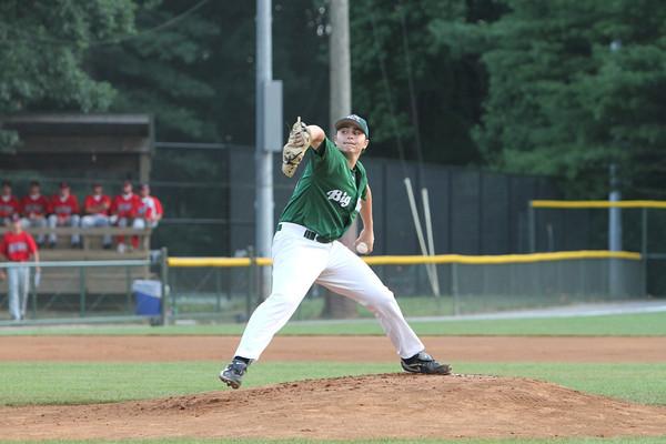 vs. Herndon Braves, 7/12/2012, The Game