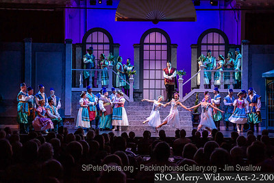 The Merry Widow Act 2