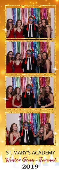 St. Mary's  Winter Semi-Formal 2019