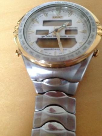 Craig's watch