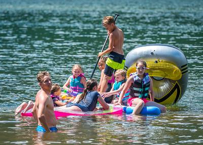 Bumping Lake - July 22 and 23, 2017