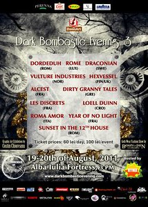 Dark Bombastic Evening 3 - 19-20/8 2011