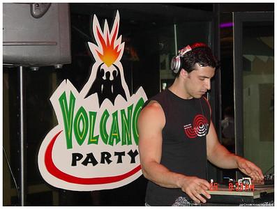 Volcano Party