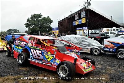 Oswego Speedway - 10/2/18 - Rick Young